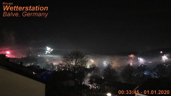 Silvester 2019 Balve